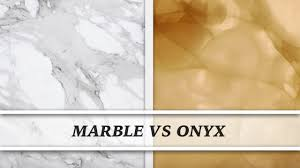 Onyx Countertops Cost Marble Vs Onyx Countertop Comparison Youtube