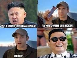 Kim Jong Un Snickers Meme - north korea indecisi祿n de kim jong un se convierte en meme