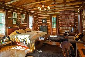 small bedroom cabin decorating ideas with tapestry and wall art