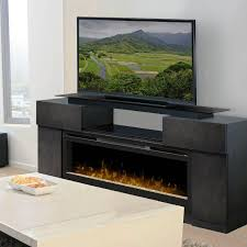 Black Electric Fireplace Modern Black Electric Fireplace Media Center Furniture