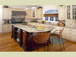 dark and light kitchen cabinets cream kitchen cabinets paint for what color walls vanilla shaker