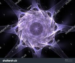 lacy colorful clockwork pattern digital fractal stock illustration