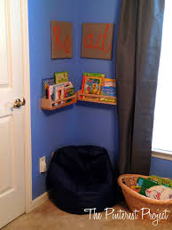 Reading Nook Chair by Easy Inexpensive Reading Nook The Pinterest Project
