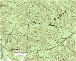 how to read topographic maps how to read topo maps