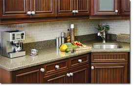 Peel And Stick Backsplashes For Kitchens Brilliant Beautiful Peel N Stick Tile Backsplash Traditional