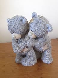 tatty teddy me to you i m there for you figurine ornament