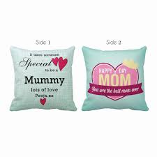 Customized Cushion Covers Gifts For Mom Personalized Mom Cushion Cover
