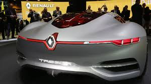 renault trezor renault trezor concept is the shape of things to come
