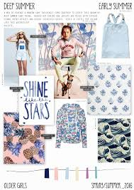 spring summer 2016 older girls fashion deep summer surf