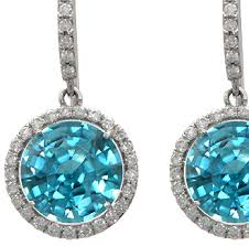 zircon blue necklace images Guide to gemstones colors meanings wixon jewelers jpg