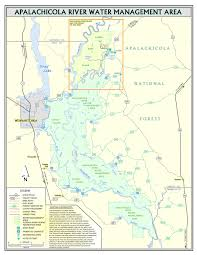 Map Of Sunrise Florida by Apalachicola River Northwest Florida Water Management District
