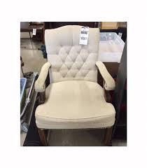 Reupholster Armchair Cost The Cost Of Flipping An Open Armed Side Chair Upholstery Club