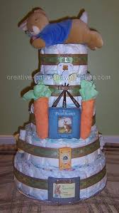diaper cakes submitted by our readers