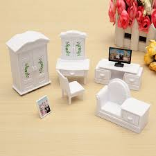 Dollhouse Dining Room Furniture by Living Bedroom Dining Table Dollhouse Miniatures Furniture Set