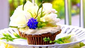 carrot cake cupcakes recipes food network uk
