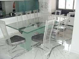 acrylic dining room table marceladick com