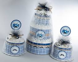 diaper cake set darling dapper mini diaper cake set bow
