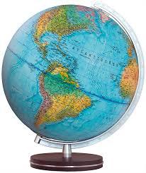 World Globe Map Columbus World Globe Panorama