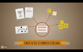 s website 8 ways to tell if a website is reliable