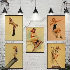 pin up girl home decor buy stickers pin up and get free shipping on aliexpress com