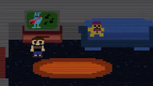 five nights at freddy s halloween horror nights five nights at freddy u0027s 4 fredbear u0026 friends 1983 easter egg