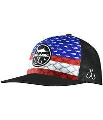 American Flag Snapback Hat Pelagic Hydro Snapback Hat Red White And Blue Americamo Design