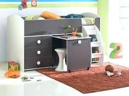 lit bureau combiné lit mezzanine 3 suisses combine lit bureau junior compact enfant 3