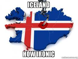 Iceland Meme - iceland how ironic good guy iceland make a meme