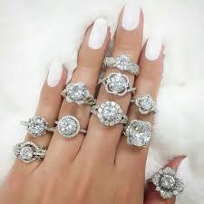 custom engagement rings images 30 unique custom style diamond engagement rings deer pearl flowers jpg