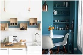 chambre peinte en bleu awesome cuisine peinte en bleu canard pictures design trends