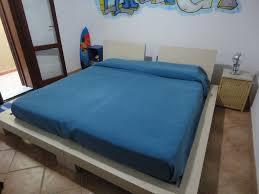 Schlafzimmerm El Vito Villa Am Strand In Custonaci Mieten 6842129