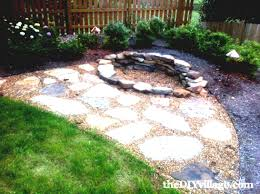 Make Your Own Firepit Pit Ideas Outdoor Living Simple Backyard Make Your Own
