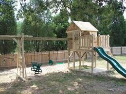 Backyard Paradise Greensboro Nc by Backyard Playground Custom Wooden Swing Sets U0026 Playsets In