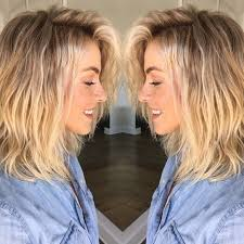 beach wave perm on short hair julianne hough beachy waves perm allure