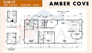 Karsten Floor Plans by Skyline Amber Cove Series 5starhomes Manufactured Homes