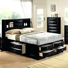 Storage Bed With Headboard Headboard With Storage Dominy Info