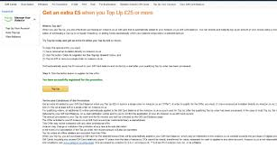 get an extra 5 when you top up 25 or more at amazon u2013 kashy co