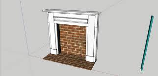 timbo u0027s creations diy fake fireplace