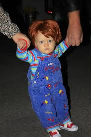 chucky costumes diy toddler chucky costume