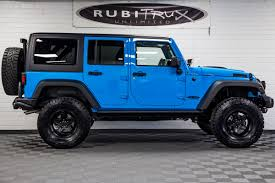 aev jeep 2 door 2017 jeep wrangler rubicon unlimited chief blue