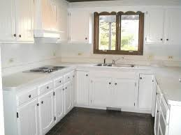 Small Kitchen With White Cabinets Small Space Kitchen With White Cabinets The Best Design For Your