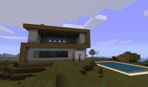Homes Designs Modern House Designs Minecraft Project