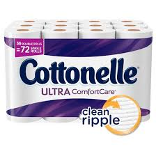 Comfort Care Family Practice Cottonelle Ultra Care Toilet Paper 36ct Dr Target