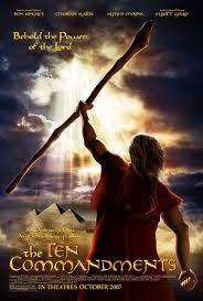 film nabi musa dan raja firaun the ten commandments perbandingan kisah musa dalam judeo christian