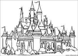 Free Sand Castle Coloring Pages Kids Page Medieval Middle Ages Sandcastle Coloring Page