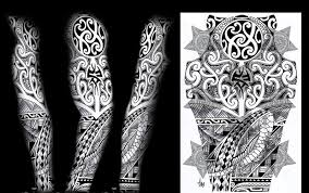 celtic tribal sleeve tattoo designs tattooic
