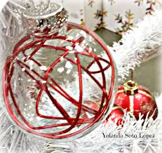 pretty fun and easy christmas ornaments great for kid project