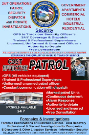 sun city security service 915 751 6811