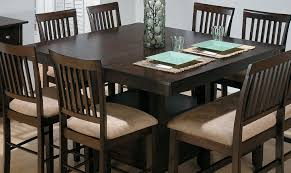 dining room kitchen table height awesome tall dining room table