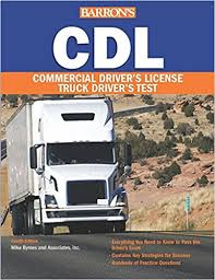 driving cdl prices barron s cdl commercial driver s license test 4th edition